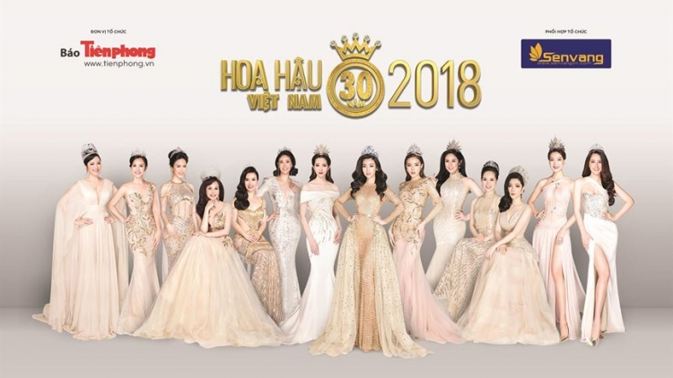 Thirty years of Miss Vietnam celebrated with photoshoot