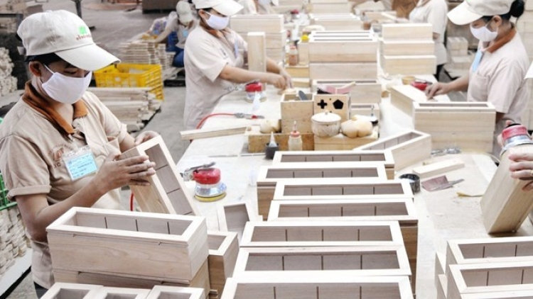 Wood exports hoped to reach US$9 billion ahead of schedule