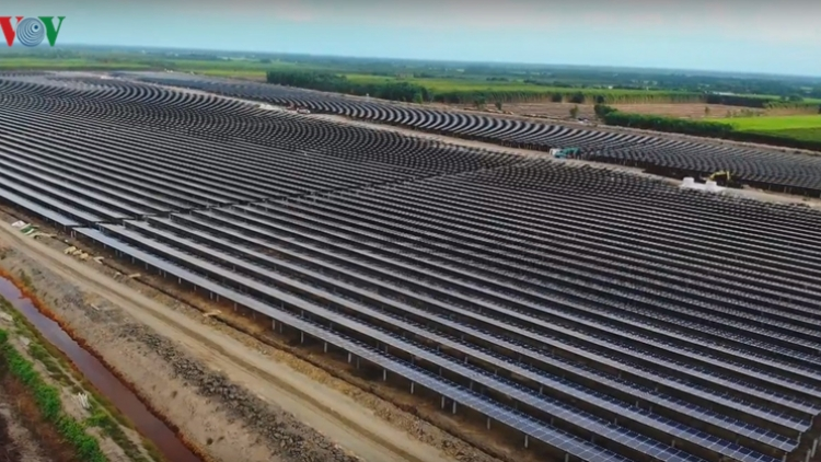 VND1 trillion solar plant linked to national grid