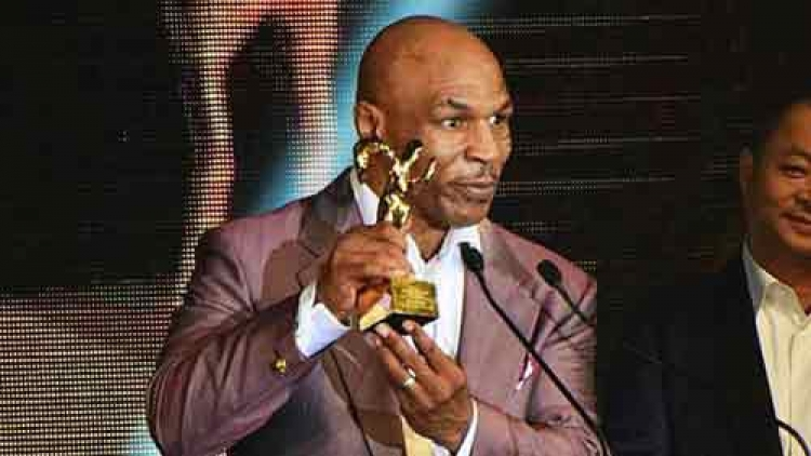 Mike Tyson to make film in Vietnam