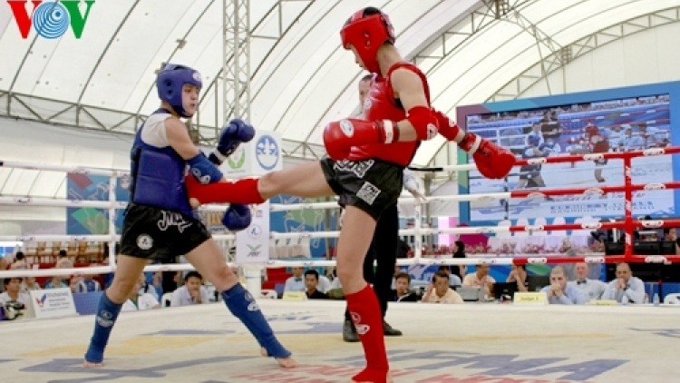 Vietnam win two golds at muay thai youth world event