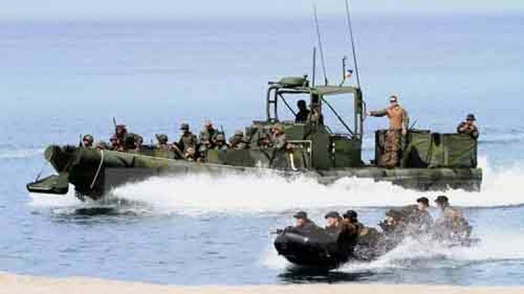 US, Philippines hold joint military exercise
