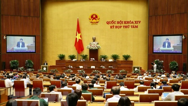 Legislators to discuss feasibility study report on Long Thanh airport