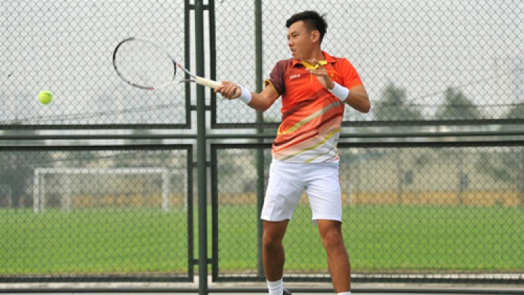 Vietnam expect promotion in Davis Cup