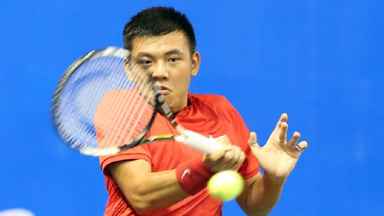 Nam in, Thien out at Men's Futures tourney