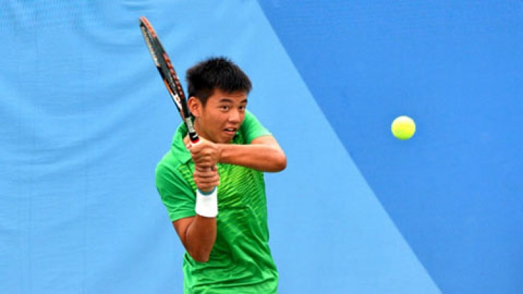 Hoang Nam moves up 5 spots to No. 635 in ATP rankings