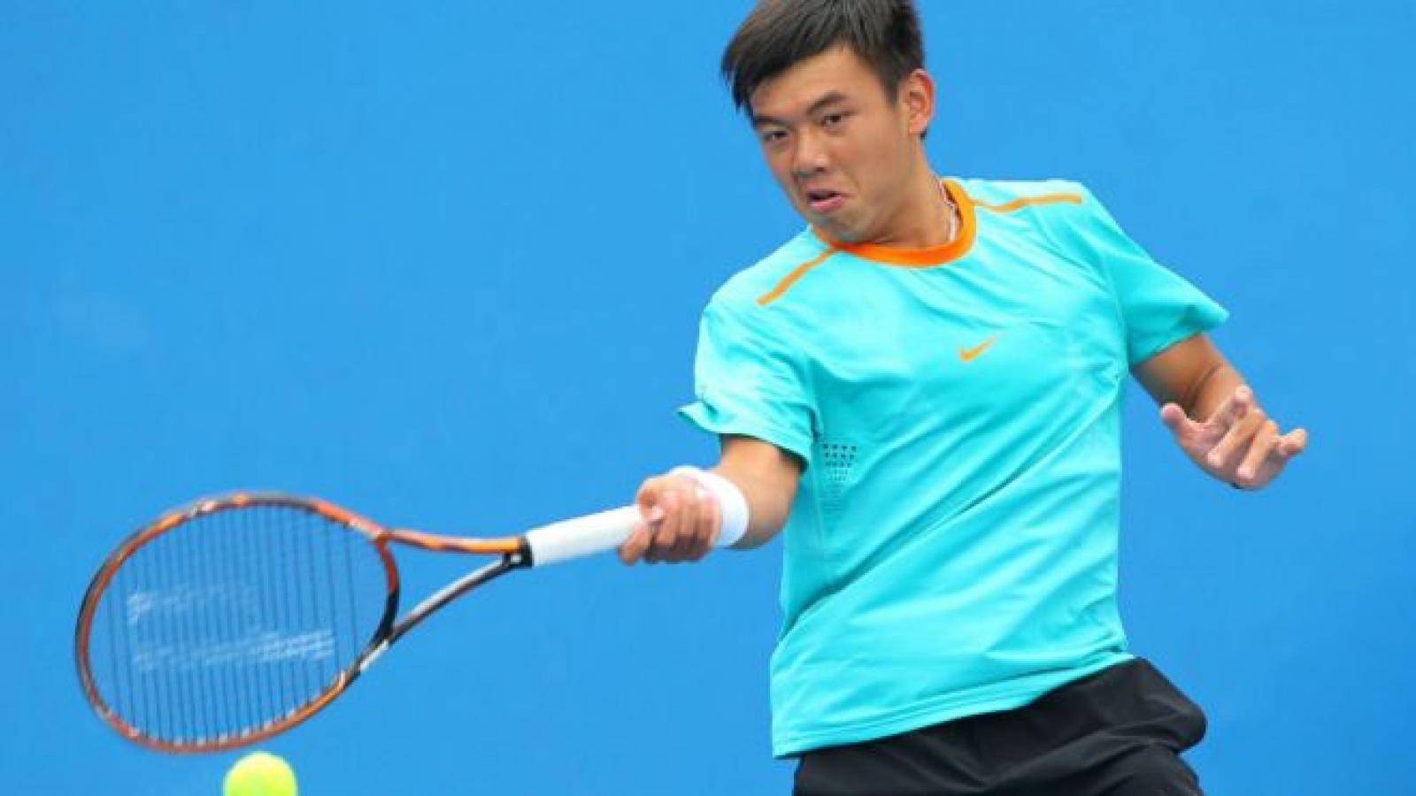 Hoang Nam enters quarterfinals of F9 Futures