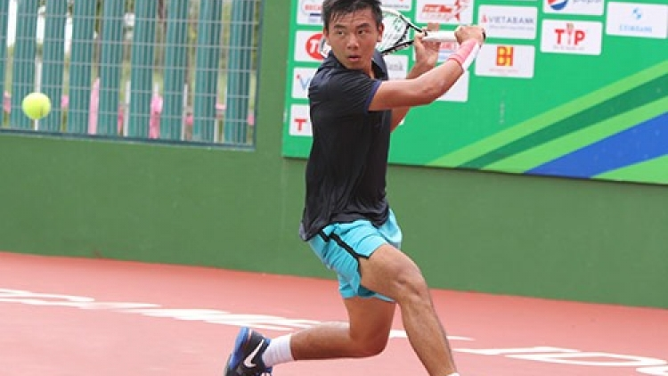Nam, Ti win first tennis doubles of F9 Futures