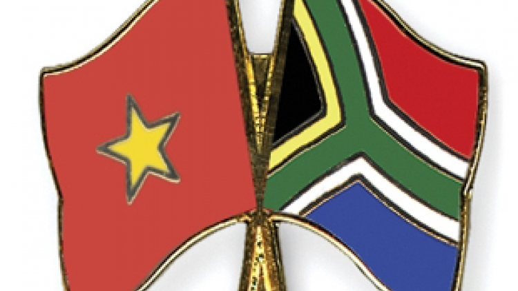 South Africa looks to increase exports to Vietnam