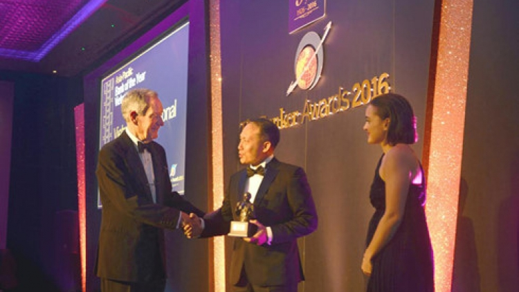 VIB wins coveted The Banker Award in London