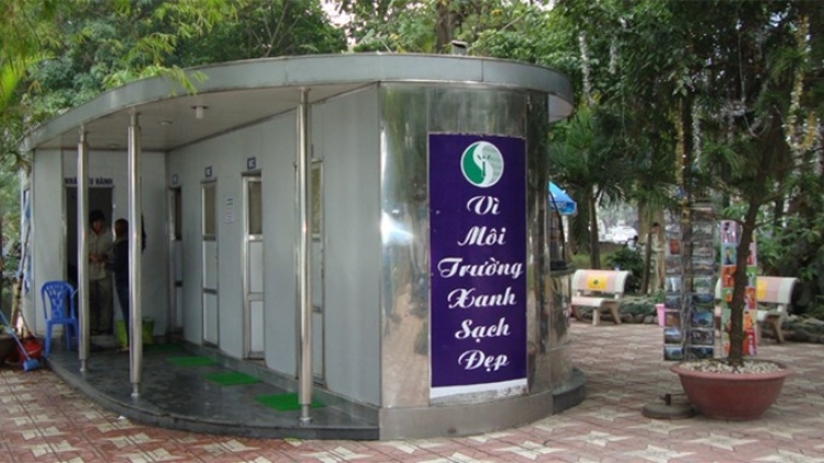 Hanoi looks to private sector to fund more public toilets this year