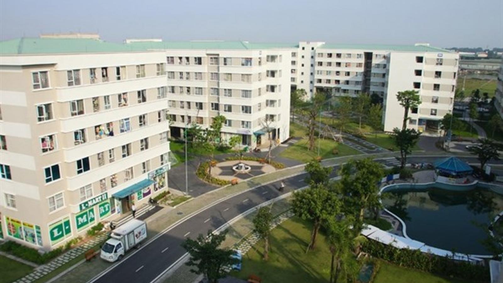 Major social housing targets seem beyond reach