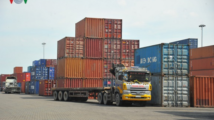Vietnam's trade deficit hits US$1 billion by mid-May
