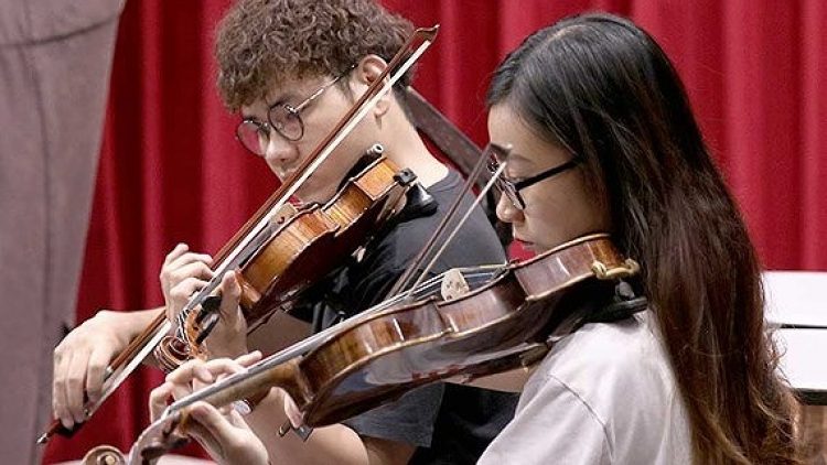 Youth orchestra launched in city