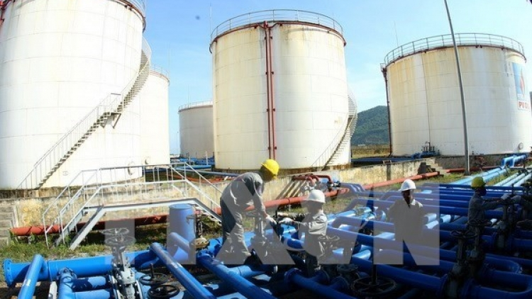Vietnam's imported petroleum up 26.4% in eight months