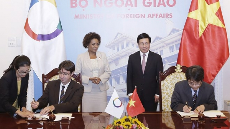 Vietnam – reliable member of Francophone community: OIF chief