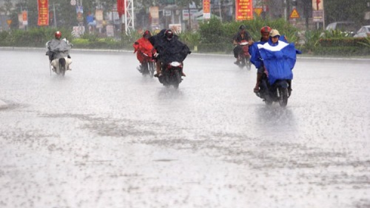 Heat to scorch northern Vietnam; rain to drench south this week