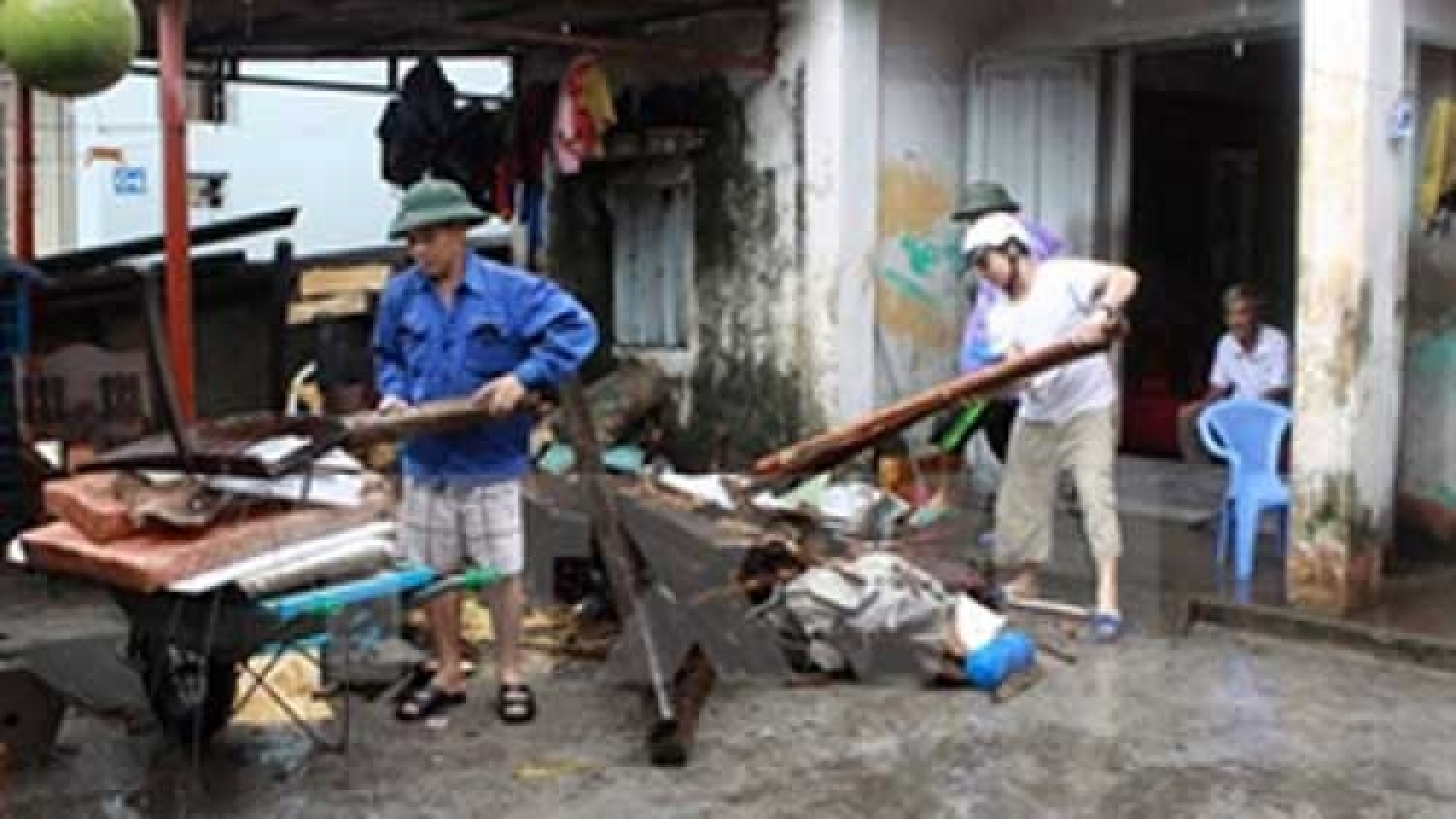 Vietnam Red Cross hailed for patriotic nursing
