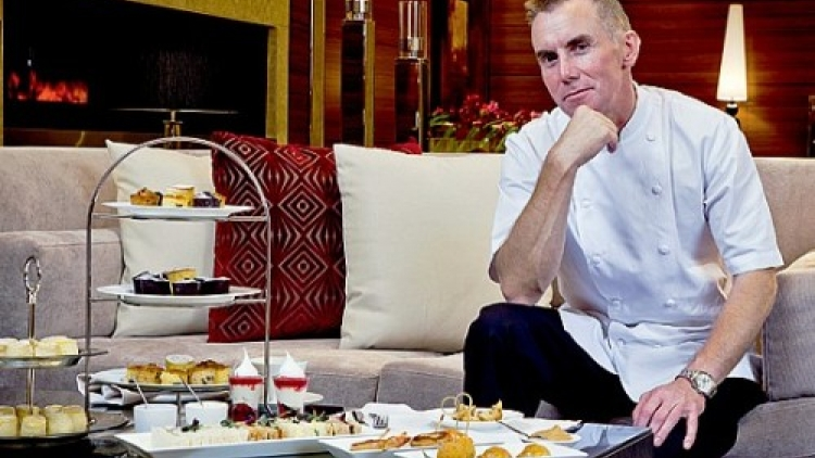 UK Chef introduces dishes in Vietnam