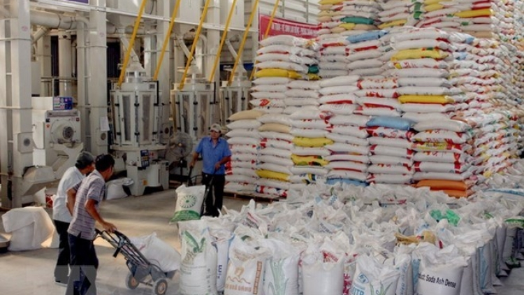 Vietnam to earn over US$3.15 billion from rice exports