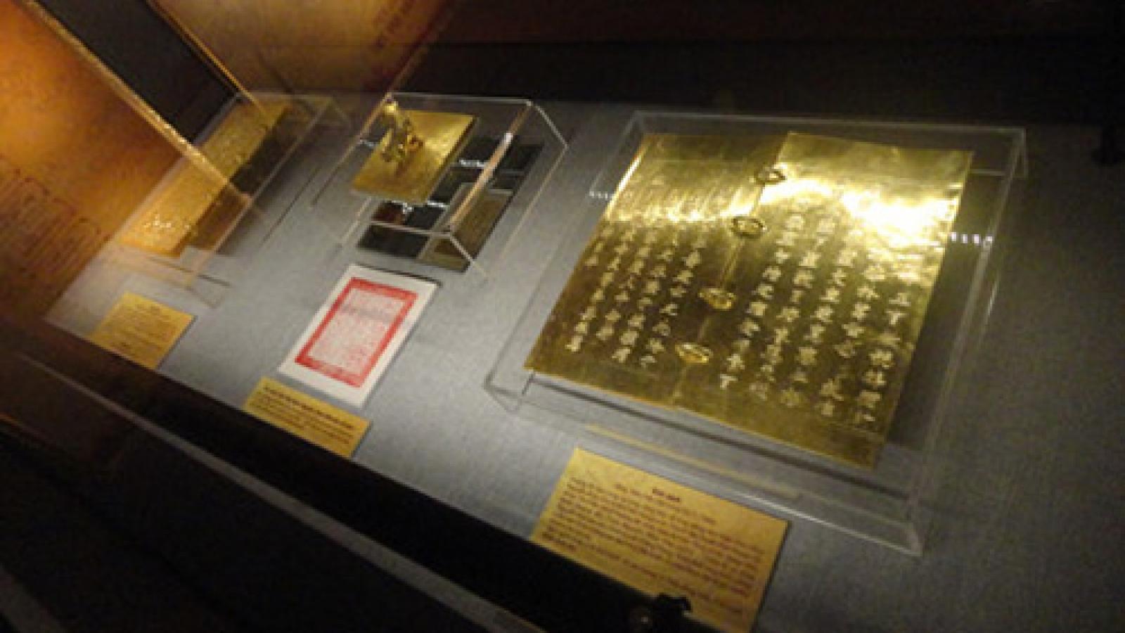 Golden books of Nguyen Dynasty – Vietnam's sacred imperial treasures