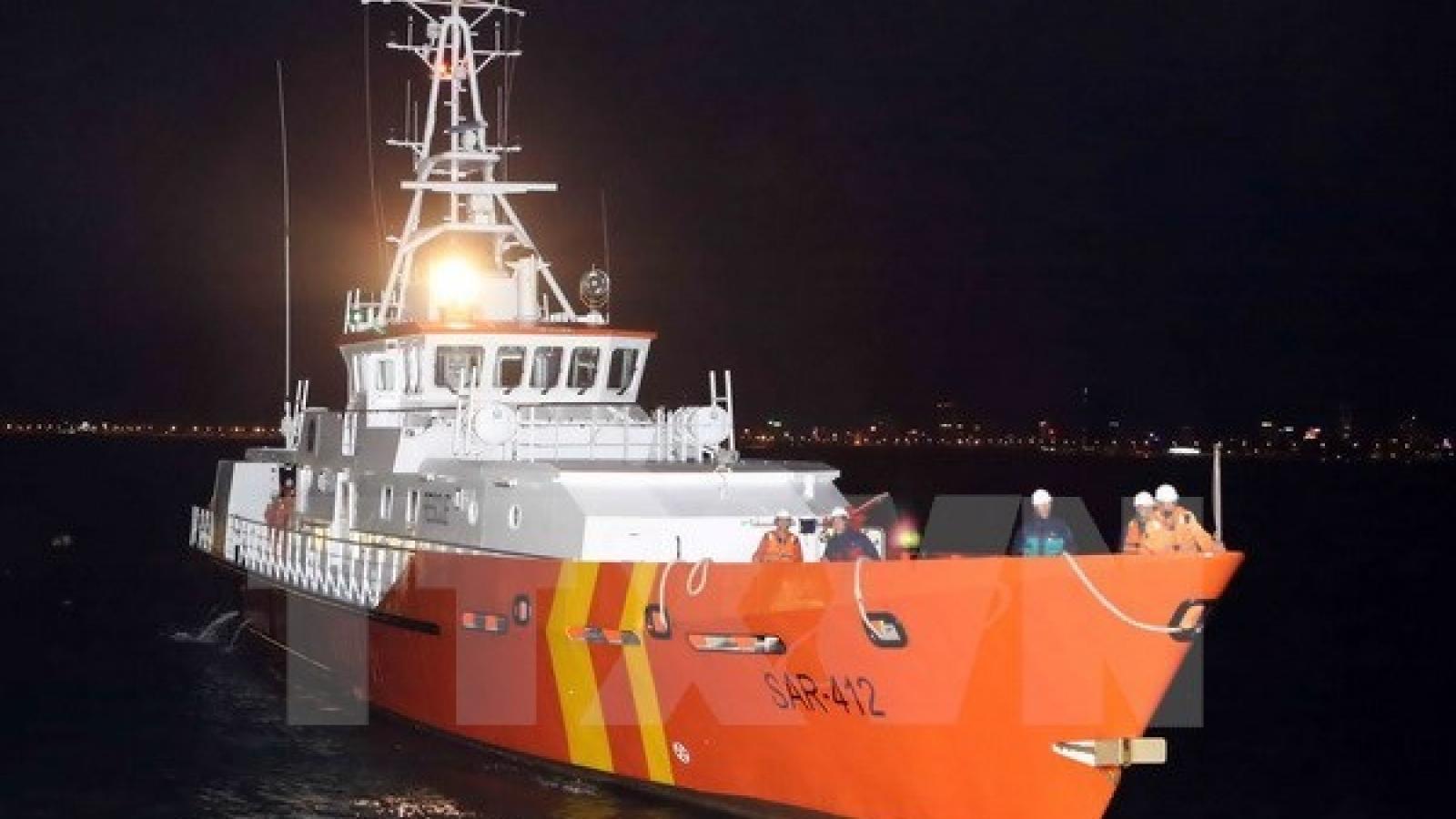 Foreign sailor saved in Ba Ria – Vung Tau