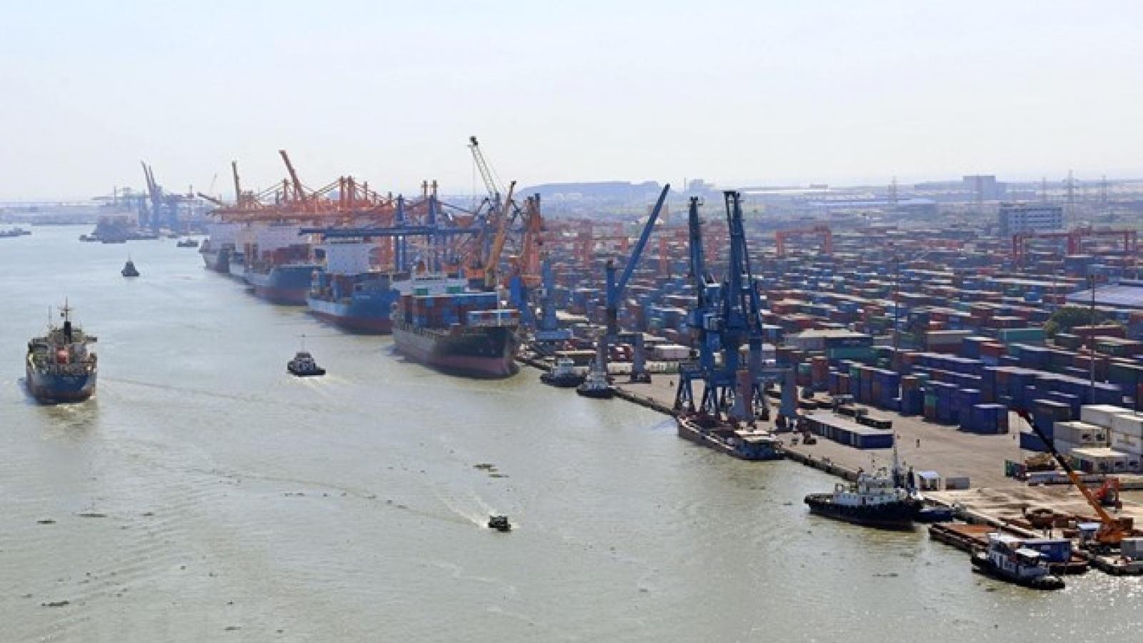 Maritime transport key to Vietnam's sea strategy