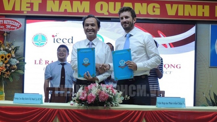 Project promotes job opportunities for youths in HCM City