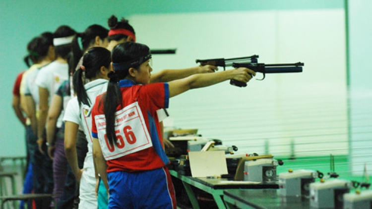 Shooting team aims for Olympic Games