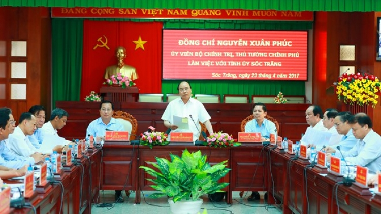 Soc Trang province advised to expand high-yield rice, fruit tree farming