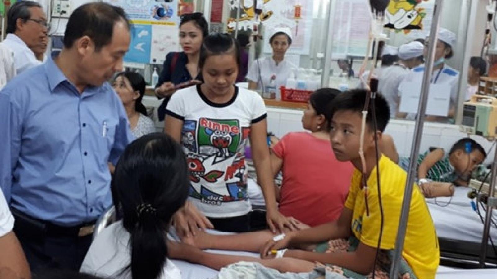 Vietnam struggling with dengue fever outbreak