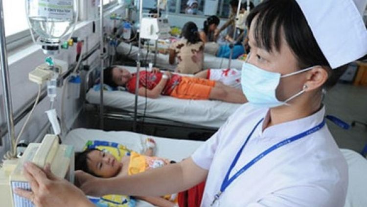 Dengue fever cases near record high in Dong Nai Province