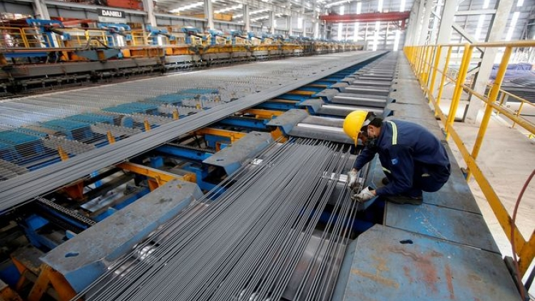 Vietnam's steel imports hit record high in 2016