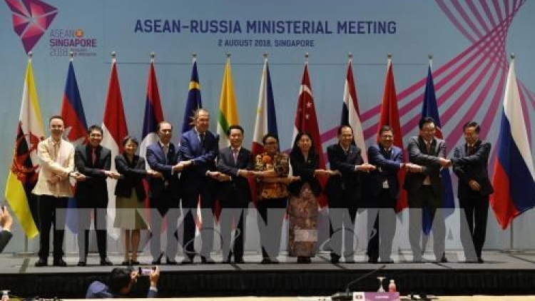 Partner countries back ASEAN central role in regional structure