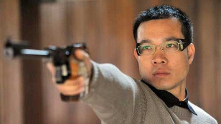 Vinh claims silver at ISSF World Cup final