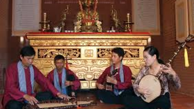 Art of Don Ca Tai Tu enchants folk music lovers