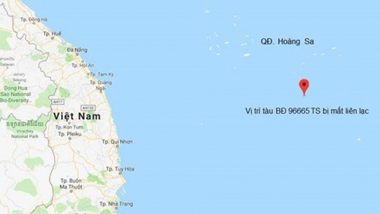 Six fishermen have been missing at sea for over 7 days