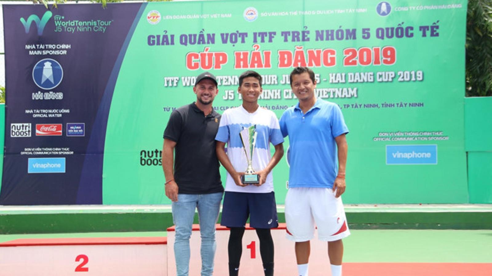 Peruvian coach named manager of Vietnamese tennis team