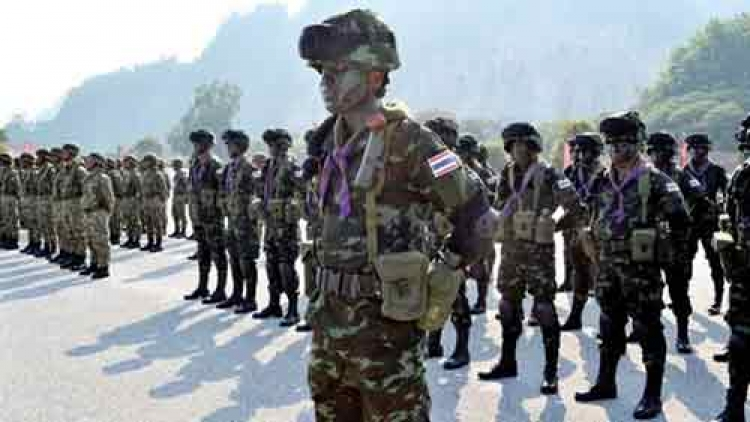 Thailand, Malaysia to hold 22nd joint military exercise