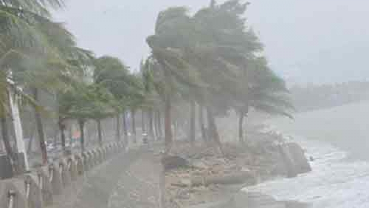 Quang Ninh braces for tropical storm Dianmu