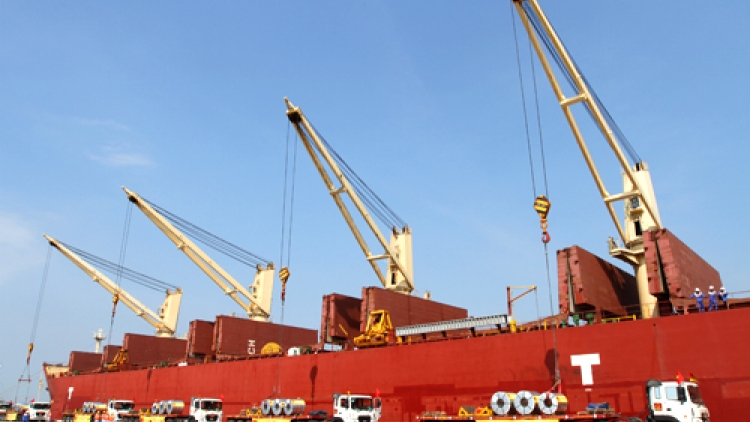 Hoa Sen exports 20,000 tonnes of steel sheets to the US