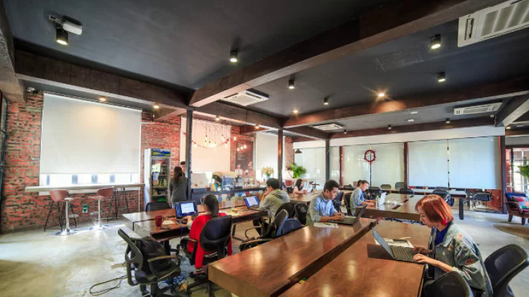 Shared workspace business flourishes in downtown HCMC