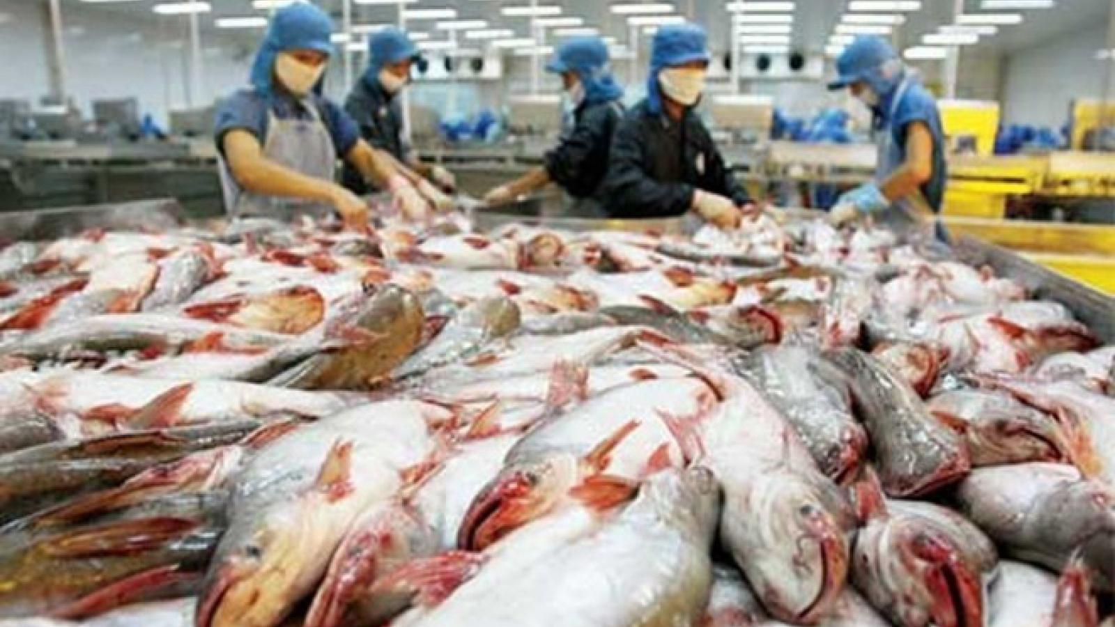Tra fish exports hit US$1.66 billion