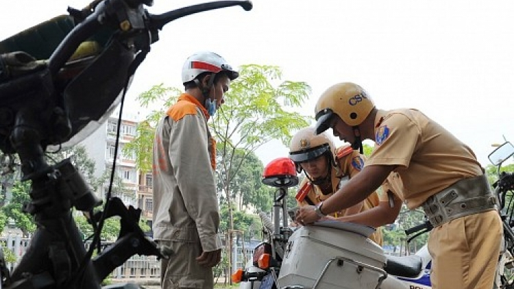 No fatal traffic accident recorded in HCM City during Tet: police