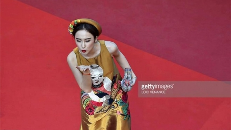 Angela Phuong Trinh shines at Cannes Film Festival