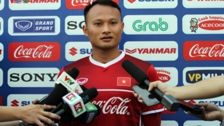 Trong Hoang named as Vietnam's most valuable footballer at Asian Cup