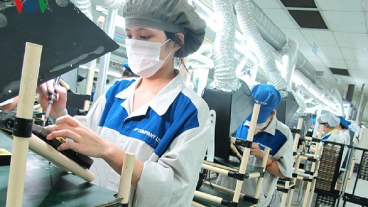 China far to keep pace with key FDI investors in Vietnam