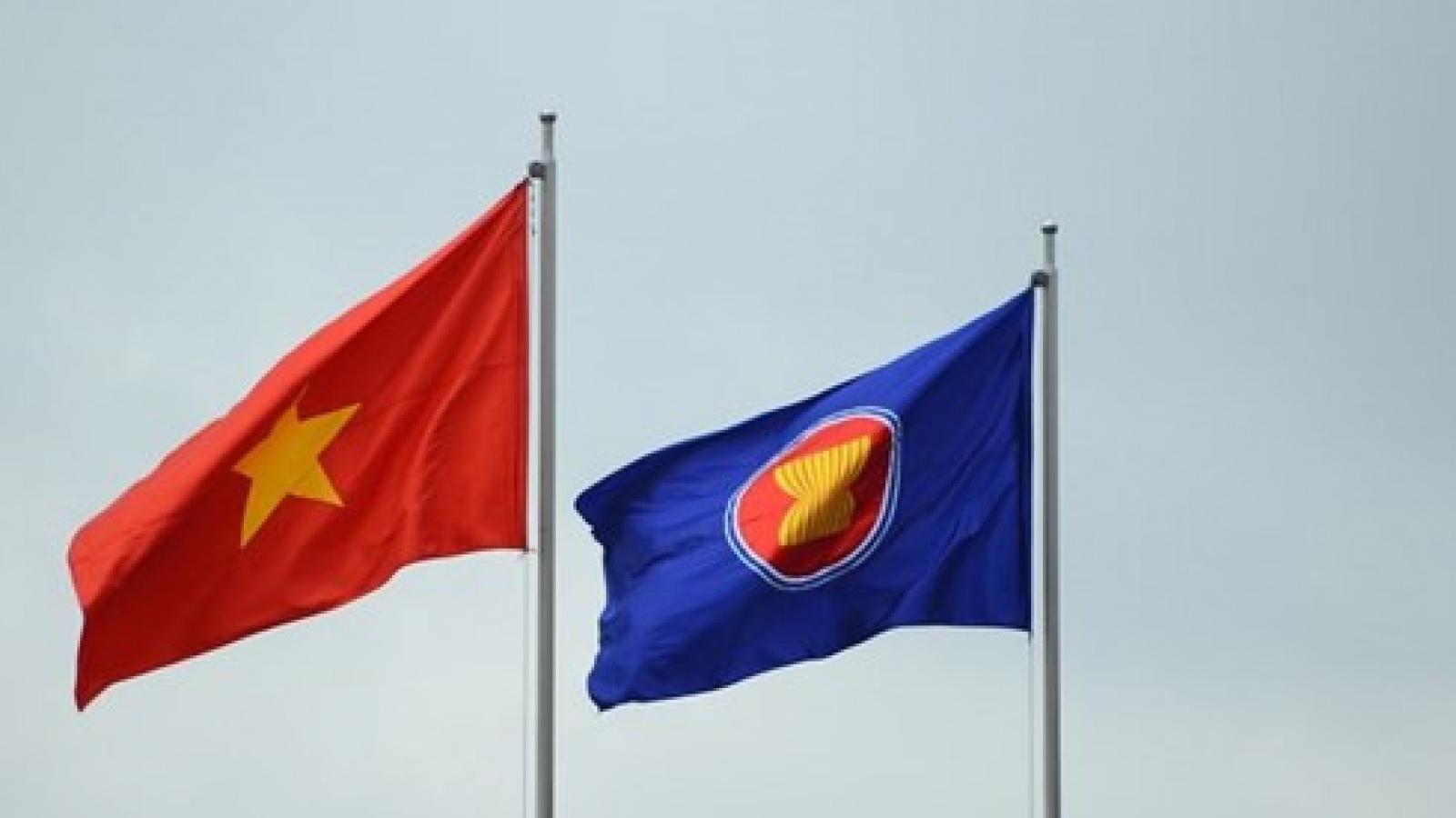 Vietnam's 22 years of membership in ASEAN