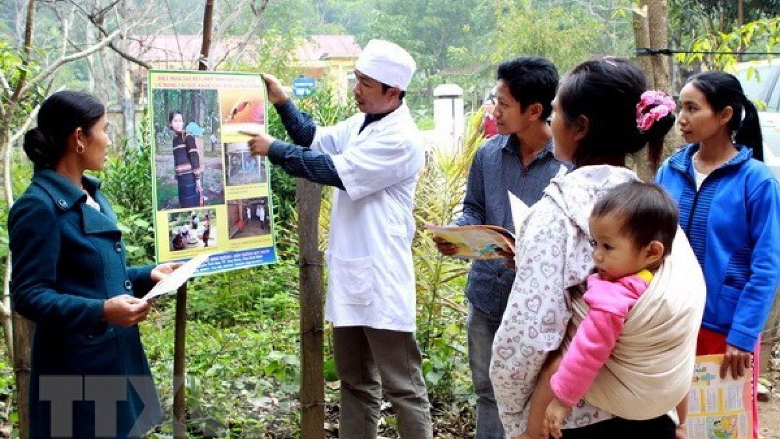 Increasing malaria in disadvantaged areas threatens Vietnam's progress