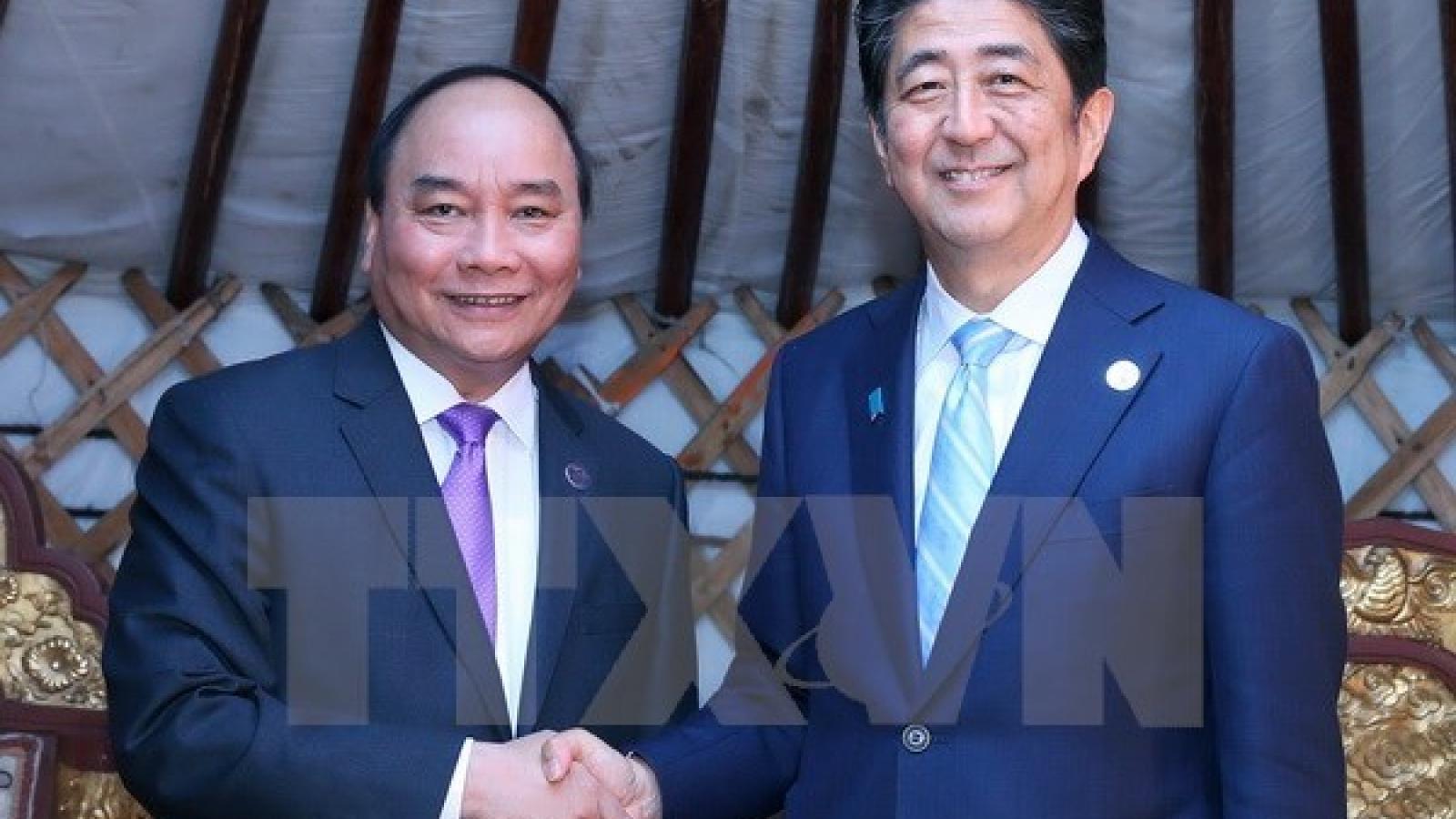 PM Phuc active on ASEM sidelines